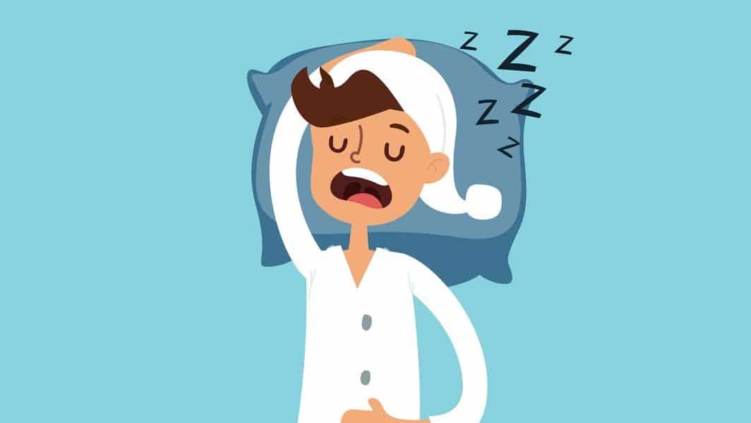 do men or women snore more often?