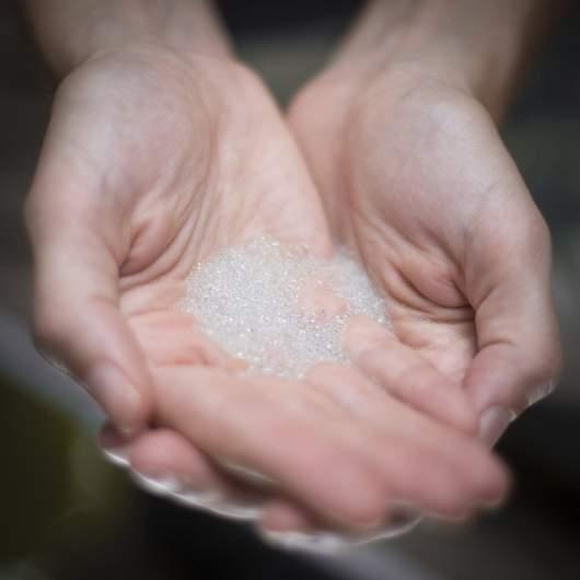 glass microbeads lead free