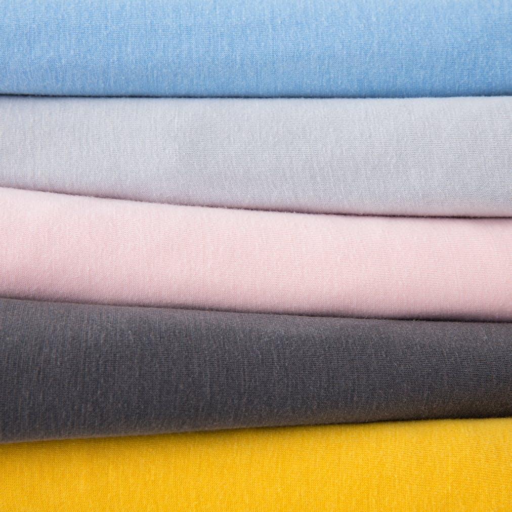 cotton jersey sheets materials