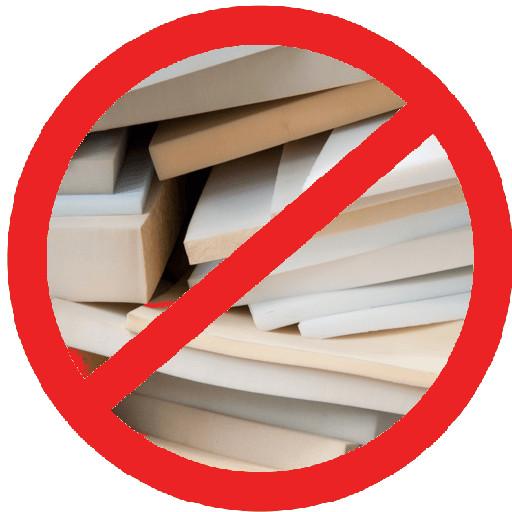 foam free mattress