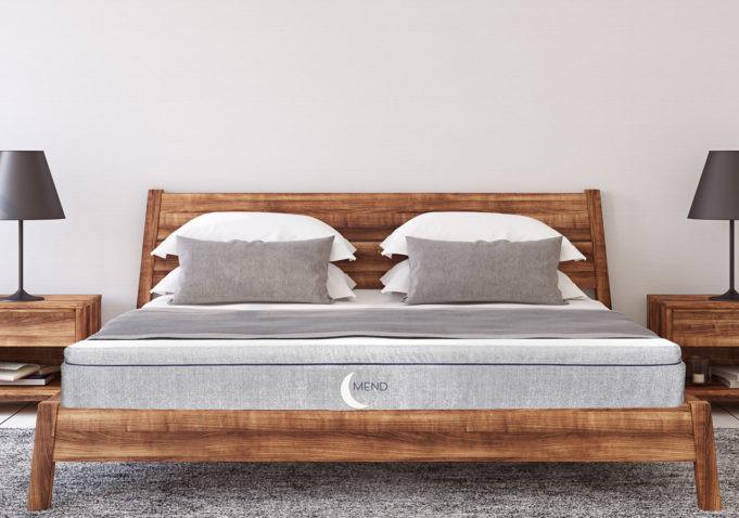 mend sleep mattress review