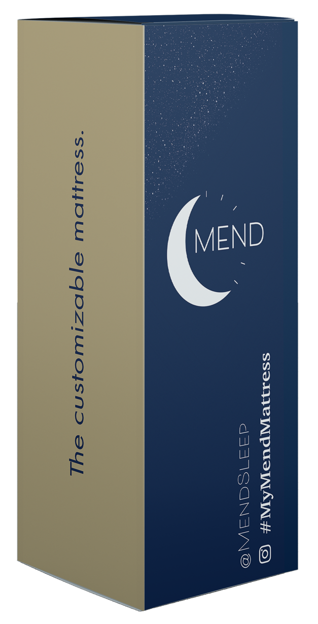 mend mattress box