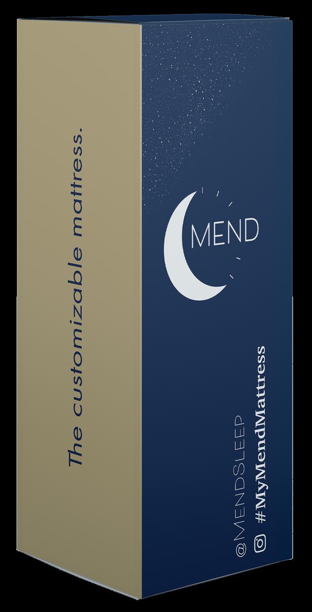 mend mattress box