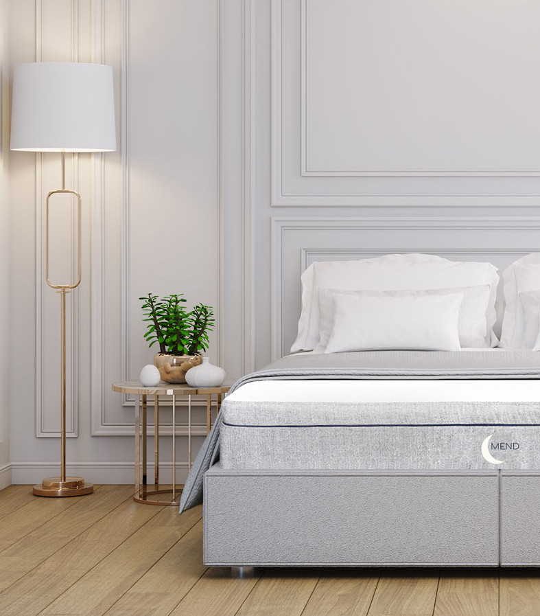 mend mattress photo