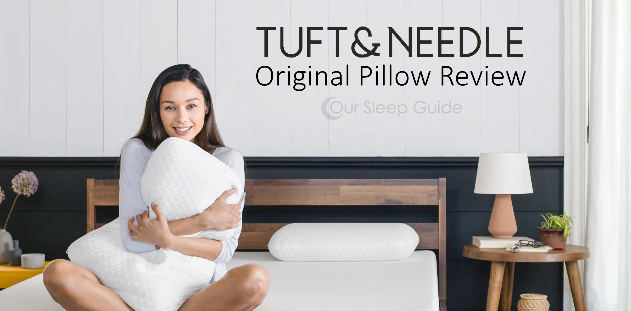 the tuft & needle pillow review by our sleep guide