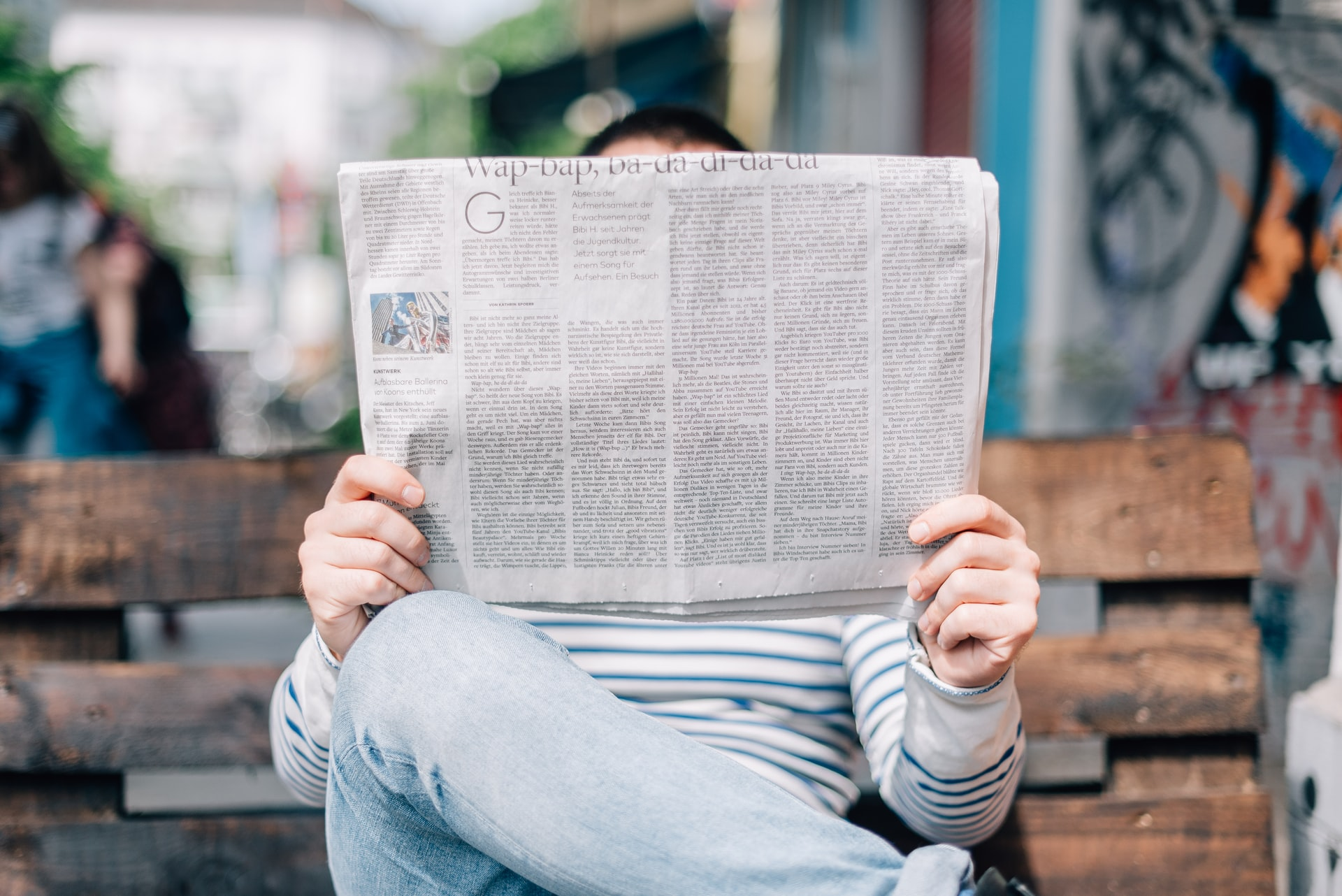 how to sleep better when everything in the news is stressing you out