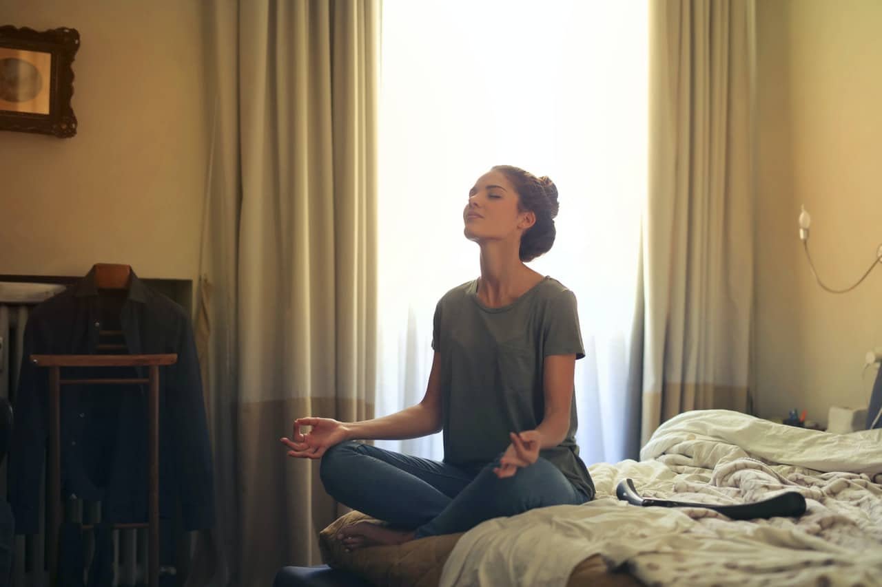 meditation exercises for going to sleep