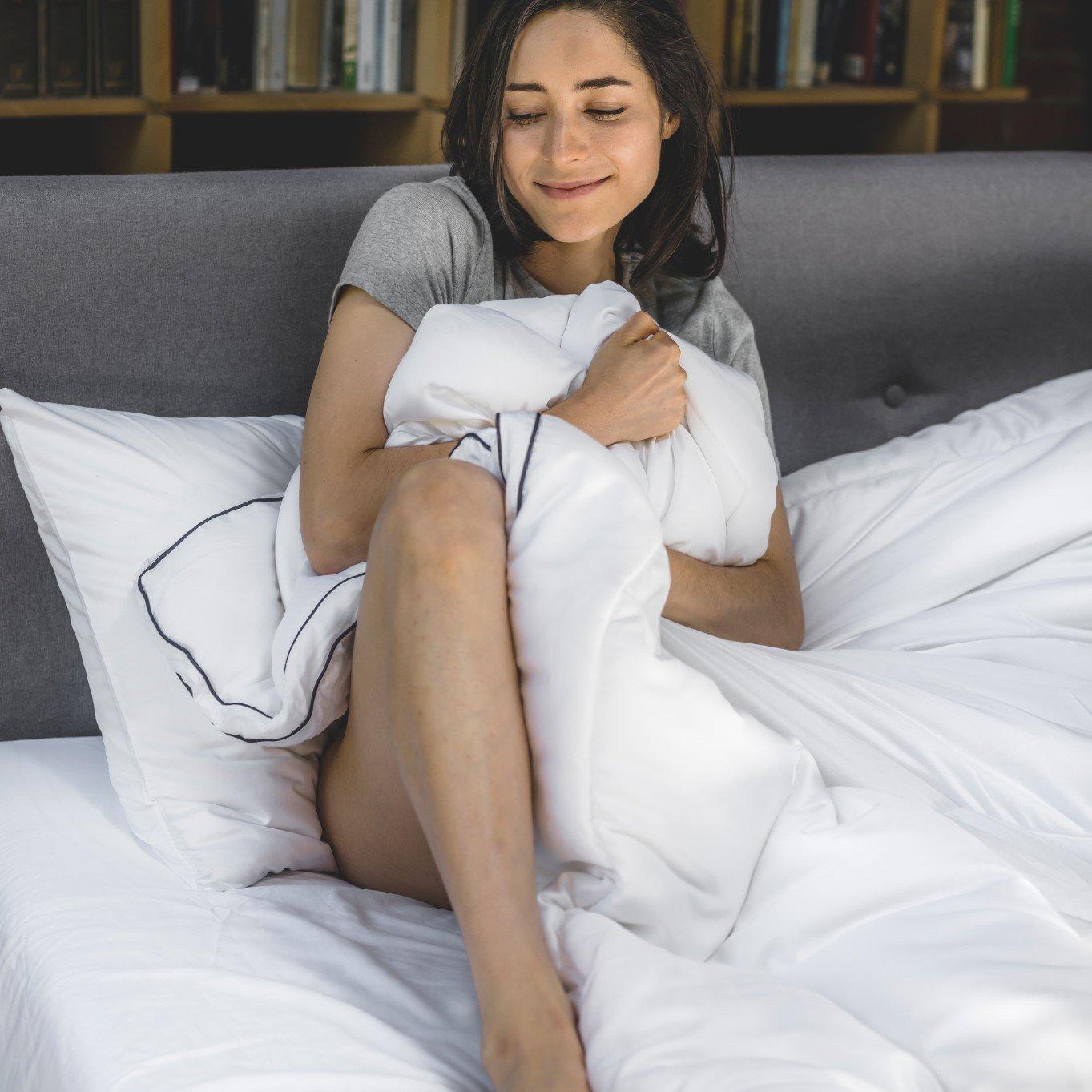 top eucalyptus comforter
