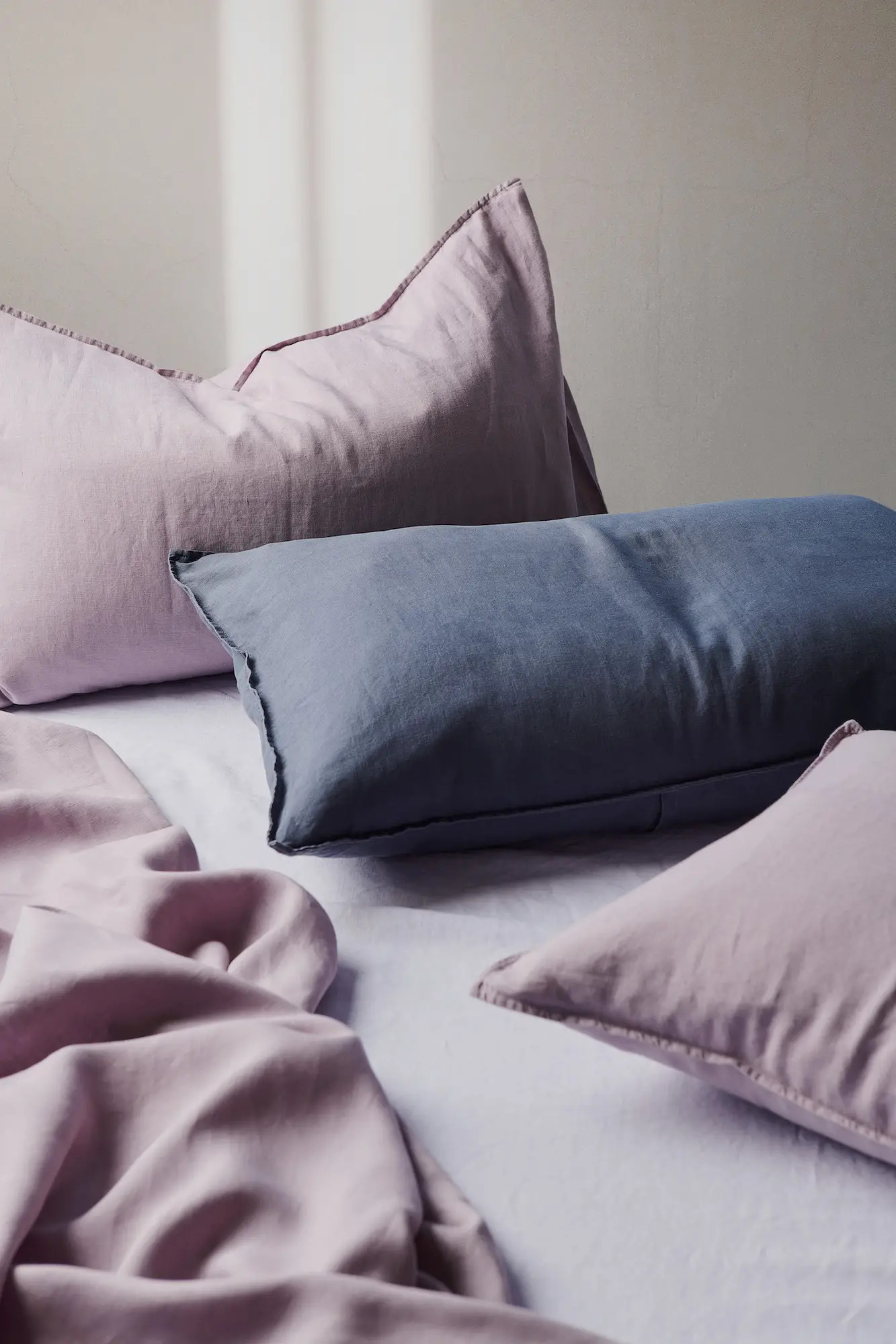 soft breathable sheets from buffy