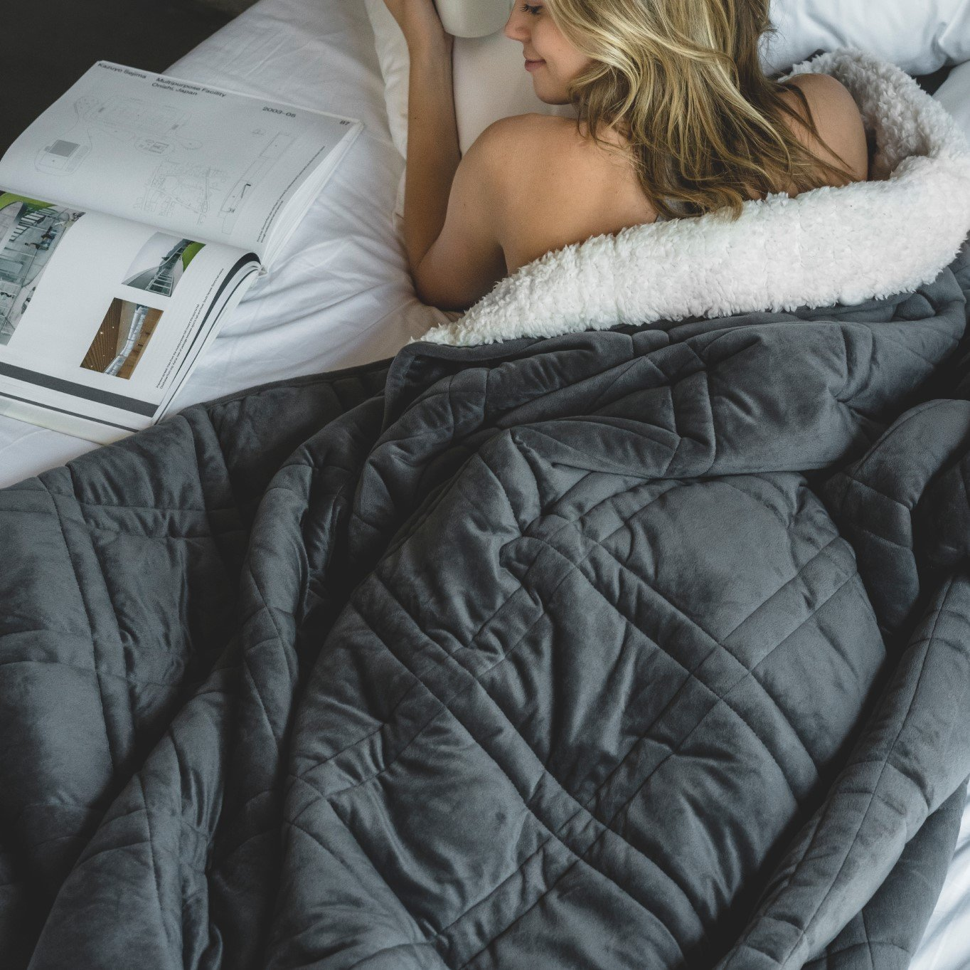 which weighted blanket is the best from comma?