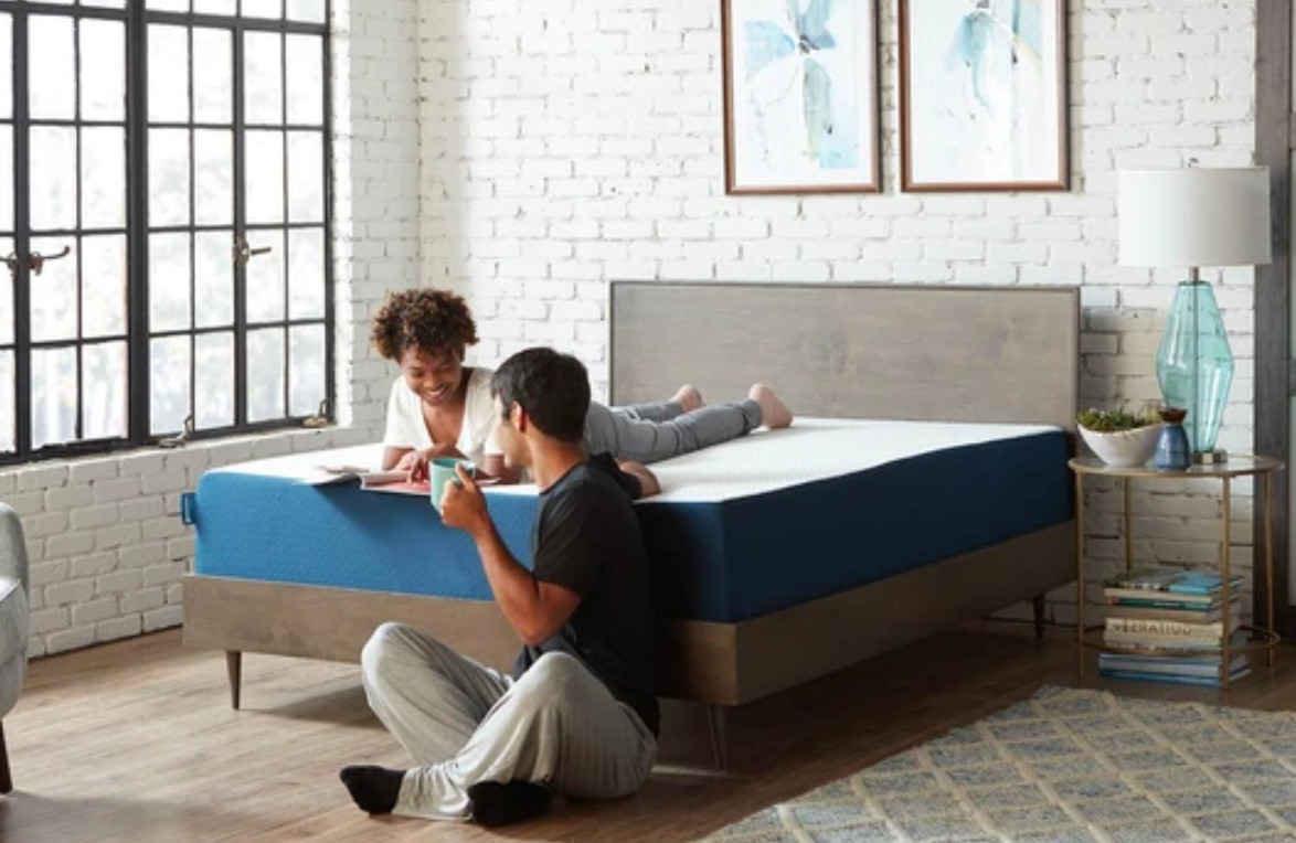azul bed in a box