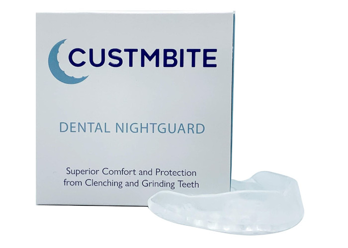 custmbite nighttime teeth guard