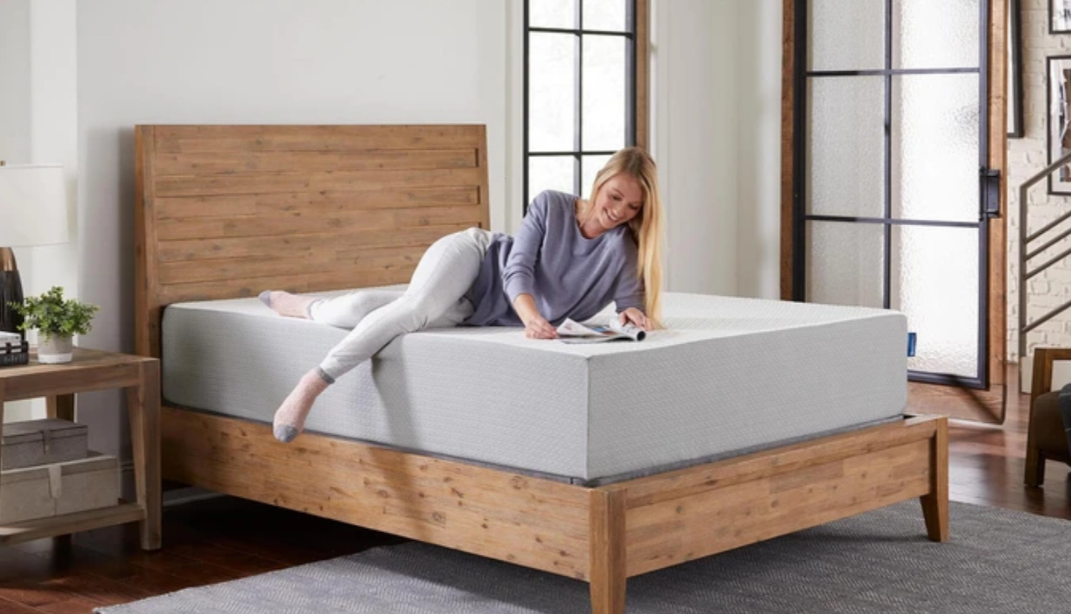 dual hybrid bed in a box