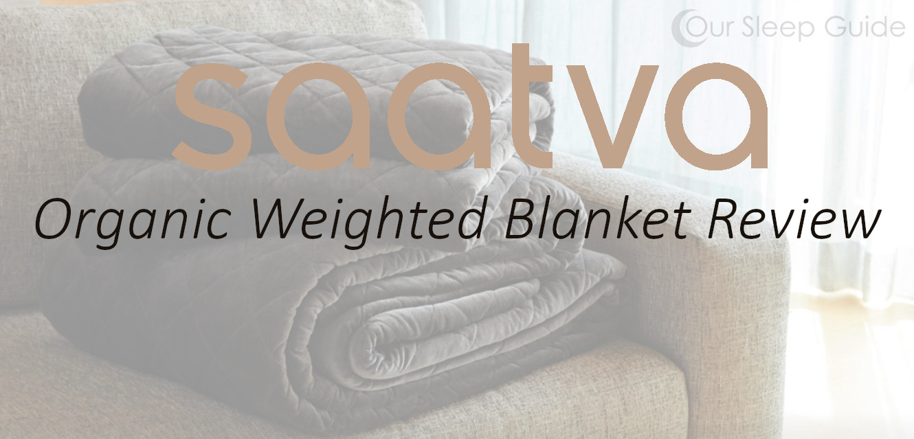 saatva weighted blanket review organic