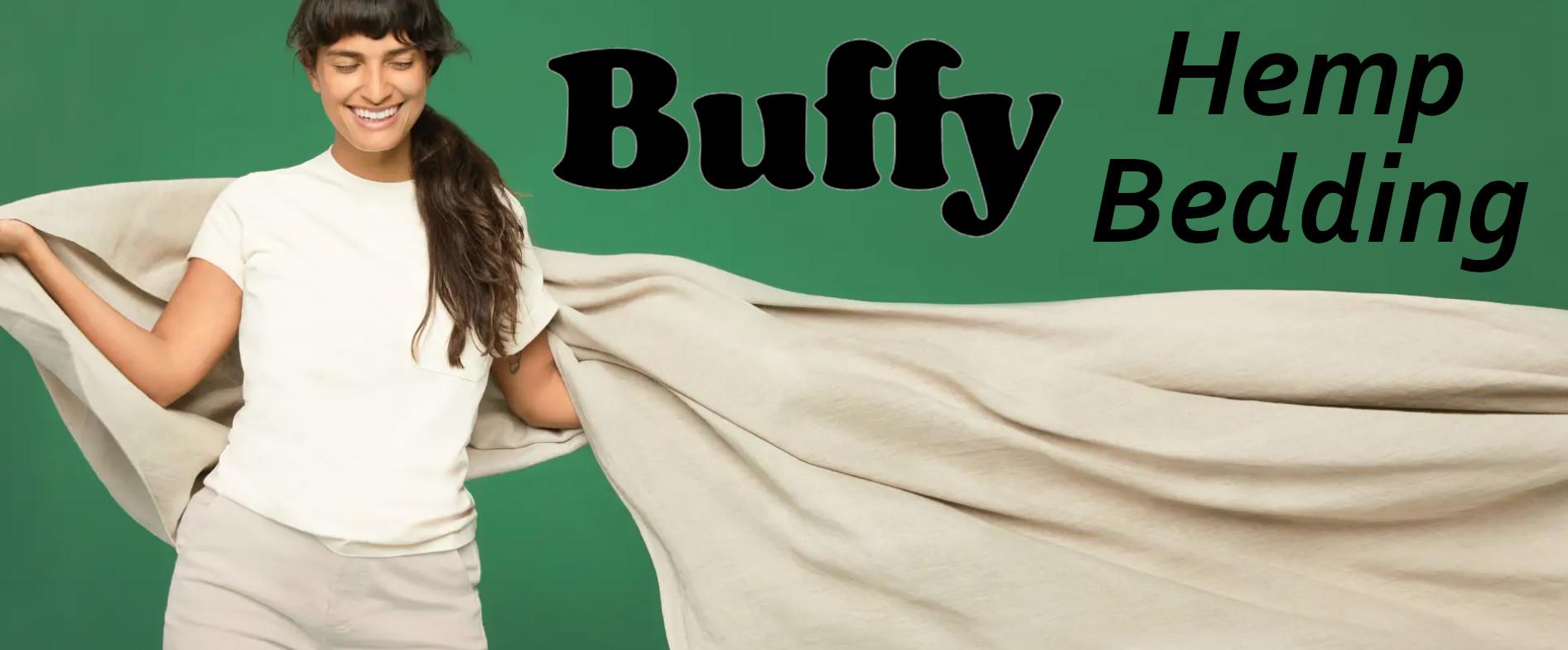 buffy hemp sheets review
