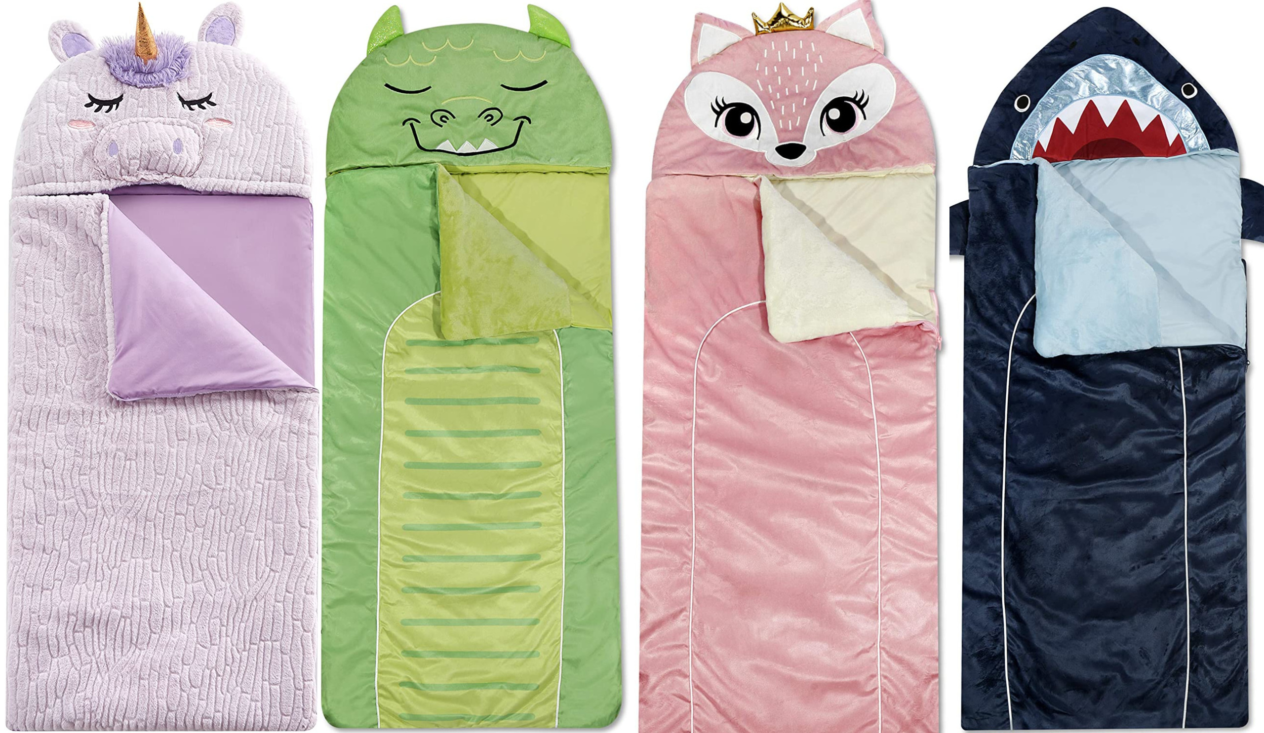 sleeping bags for kids
