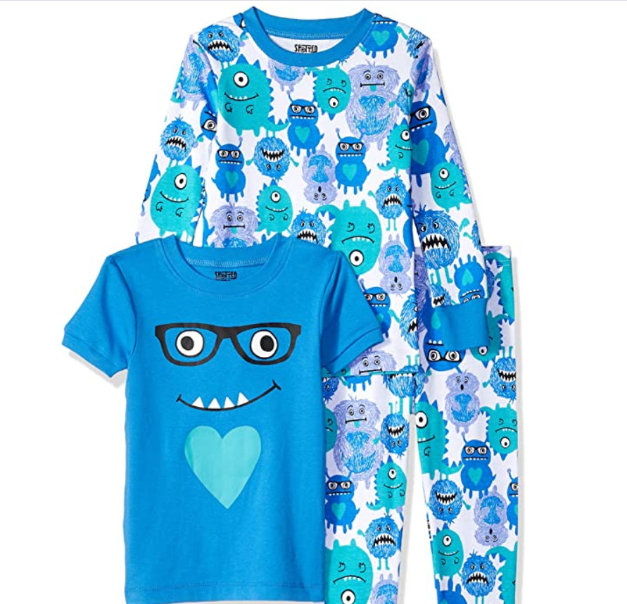fun childrens pajamas