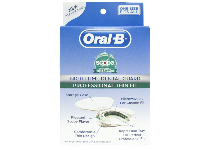 oral-b dental gaurd for teeth grinding