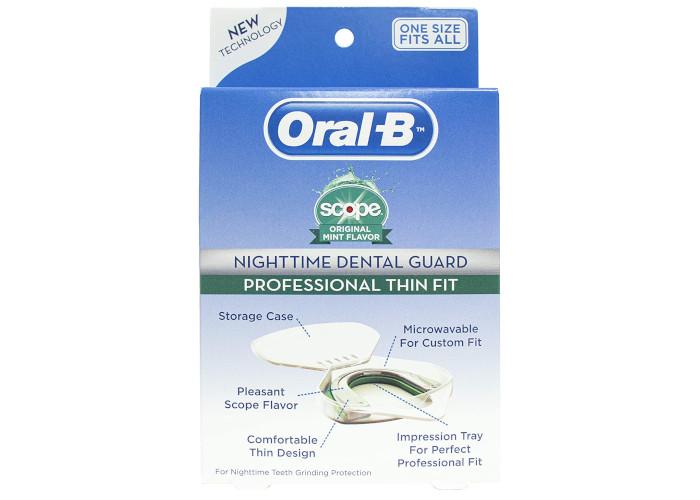 oral-b dental gaurd for teeth grinding