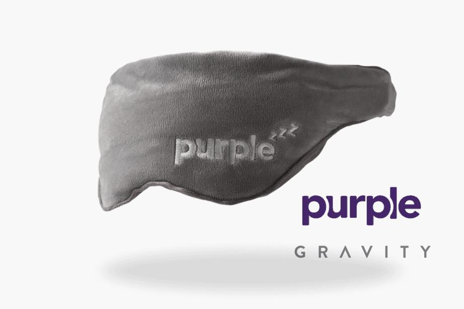 purple eye mask review