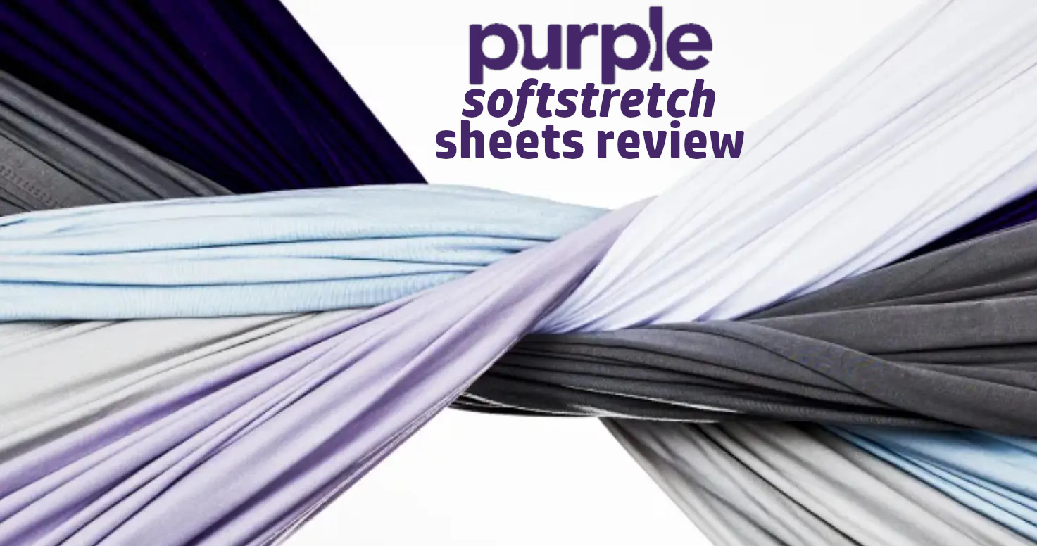 purple softstretch sheets review