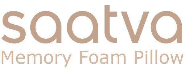 saatva memory foam pillow logo