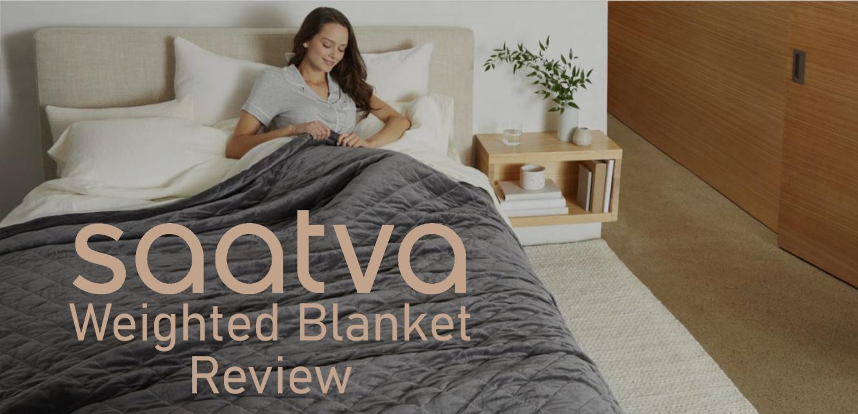 saatva weighted blanket review