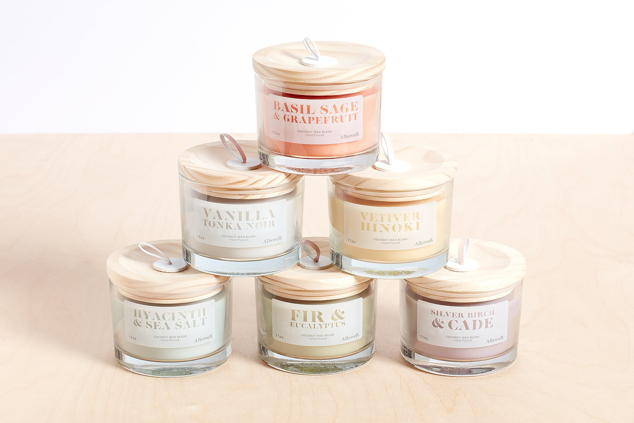 allswell scented candles