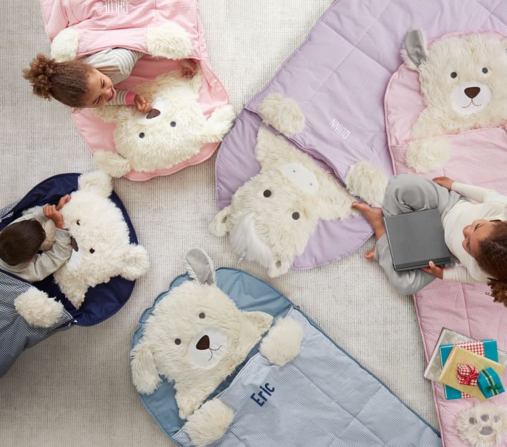 sleeping bags for slumber parties