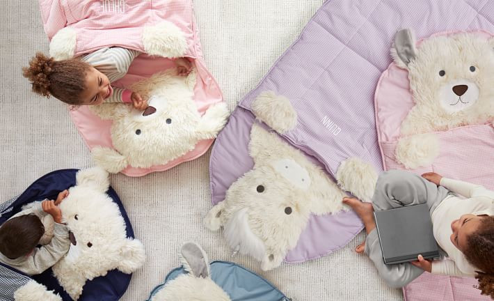 how to get your child to sleep at sleepovers