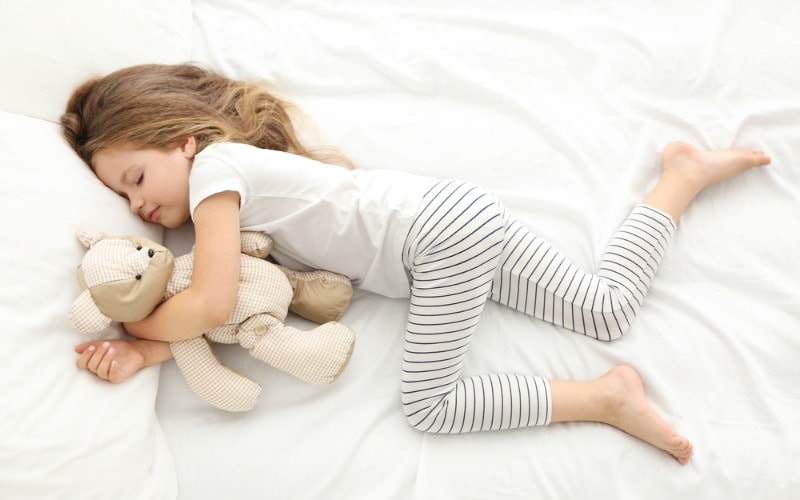 how to get your kid to sleep comfortably at a sleep over