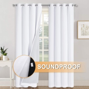 noise blocking curtains
