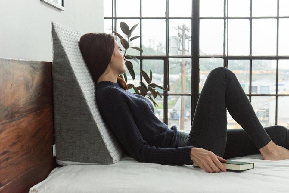 wedge pillows that help you sleep