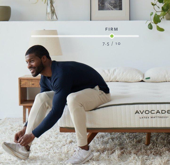 avocado latex edge support