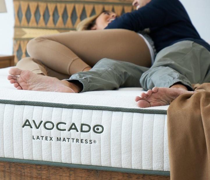 avocado 100% latex mattress review