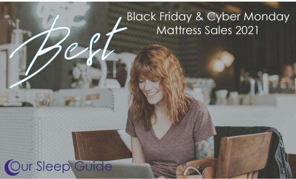 BEST Black Friday & Cyber Monday Mattress Sales