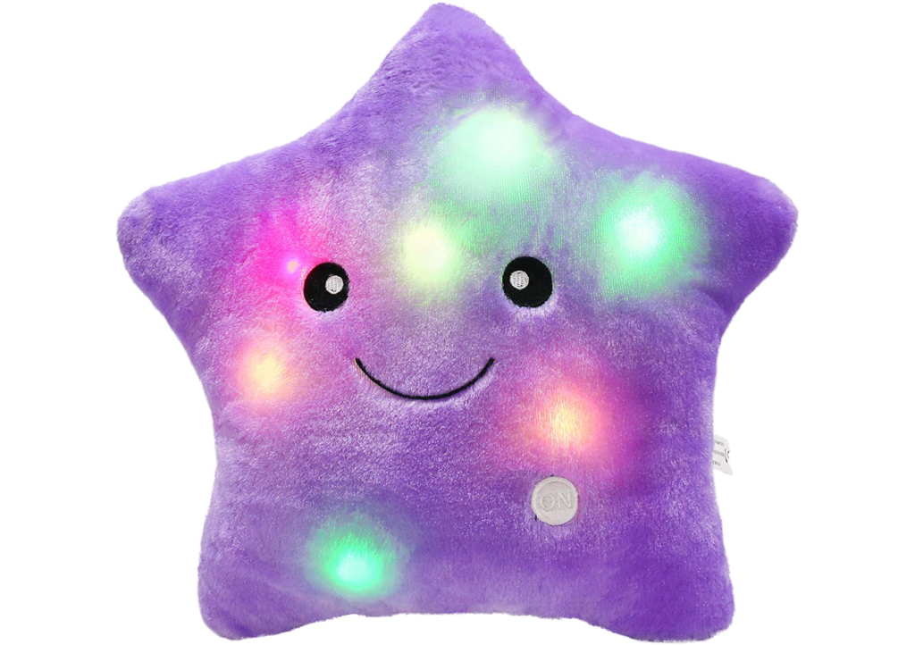 led glow star for kids