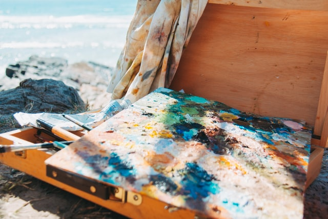 art therapy for better sleep