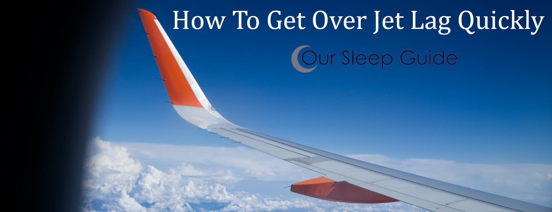 how to get over jetlag quickly