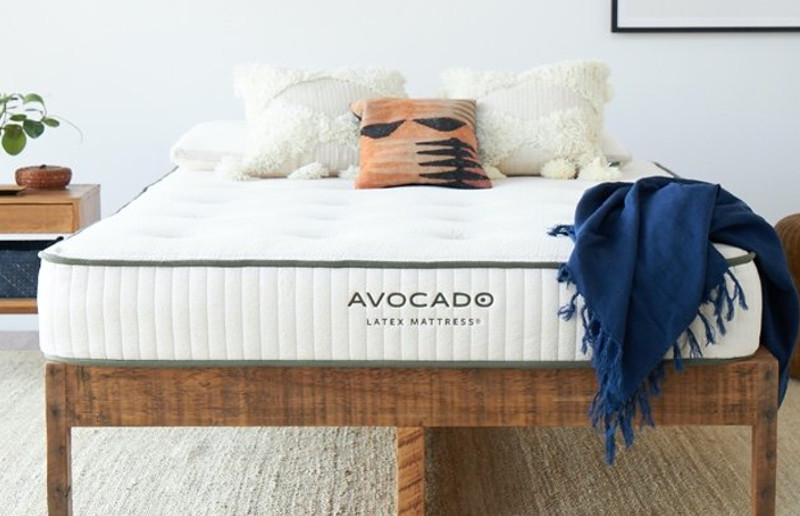 avocado latex mattress review