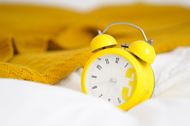 the food your eat and your circadian rhythm