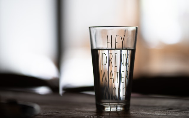 how much water am i supposed to drink per day?