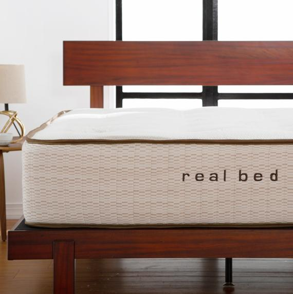 real bed mattress review