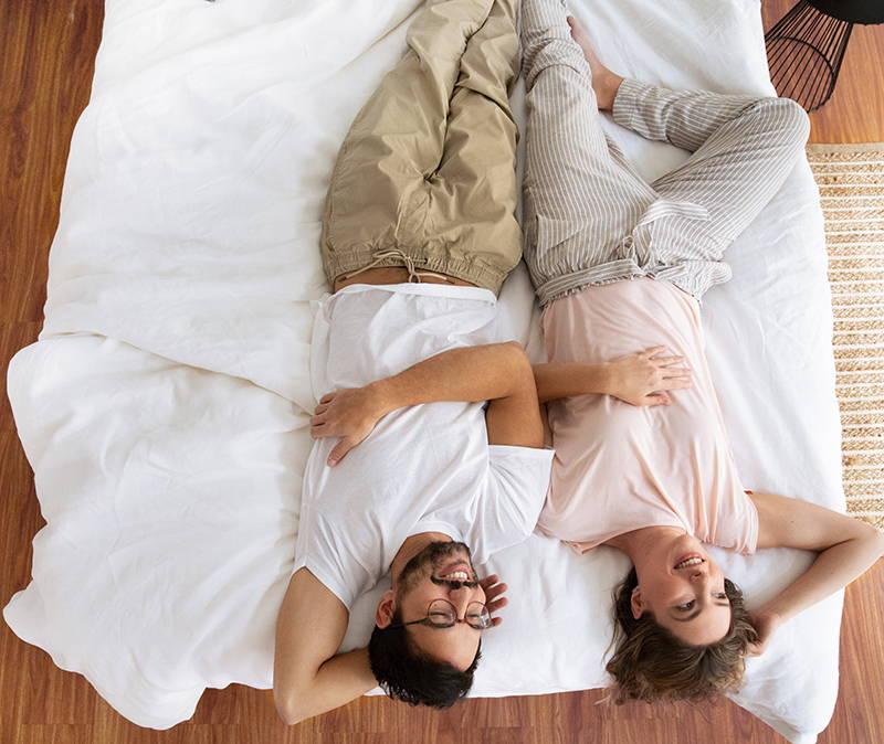 real bed mattress comfort