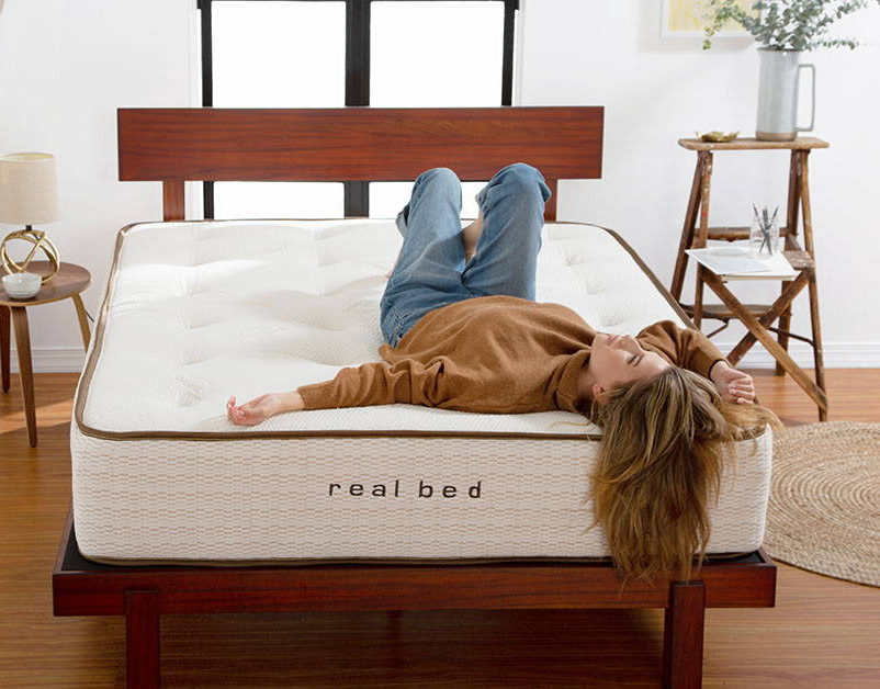 real bed charles p rogers mattress