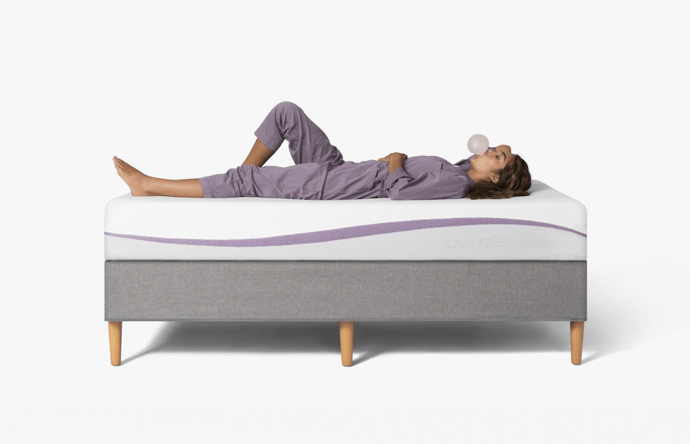 purple mattress for teens review