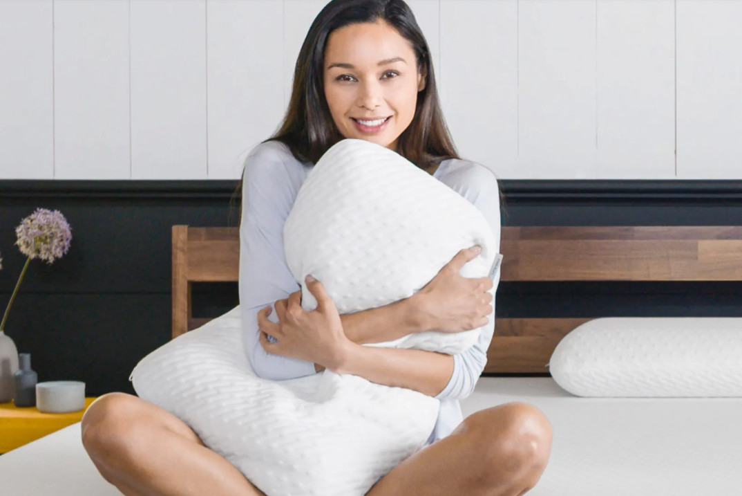 tuft and needle top all foam pillow