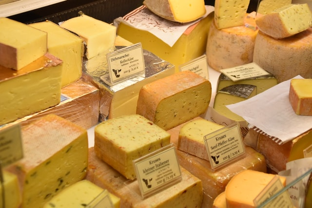 is cheese bad for your sleep?