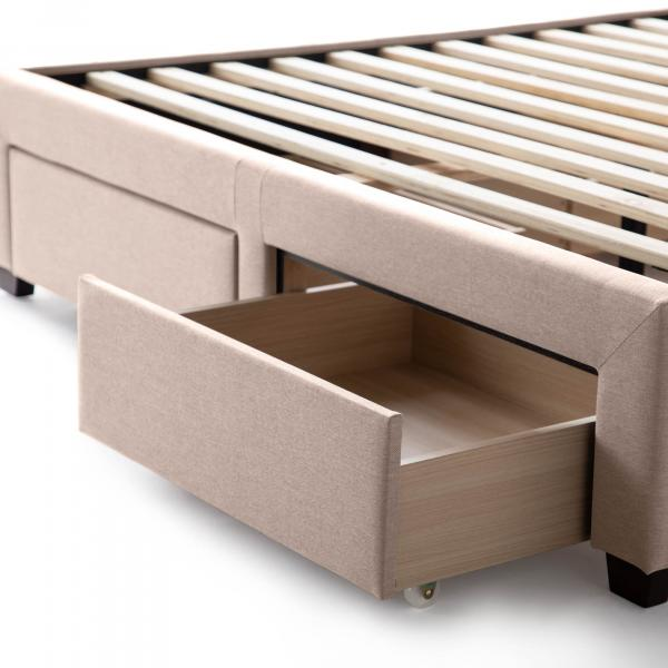extra under bed storage easy access