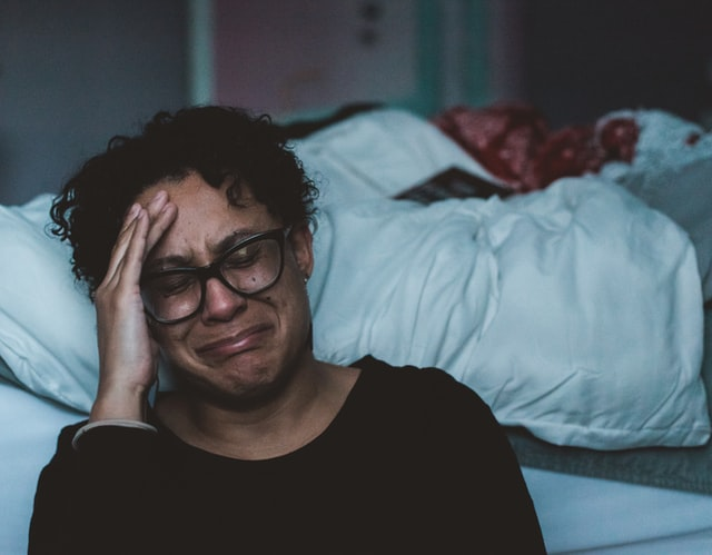 cortisol makes it difficult to sleep